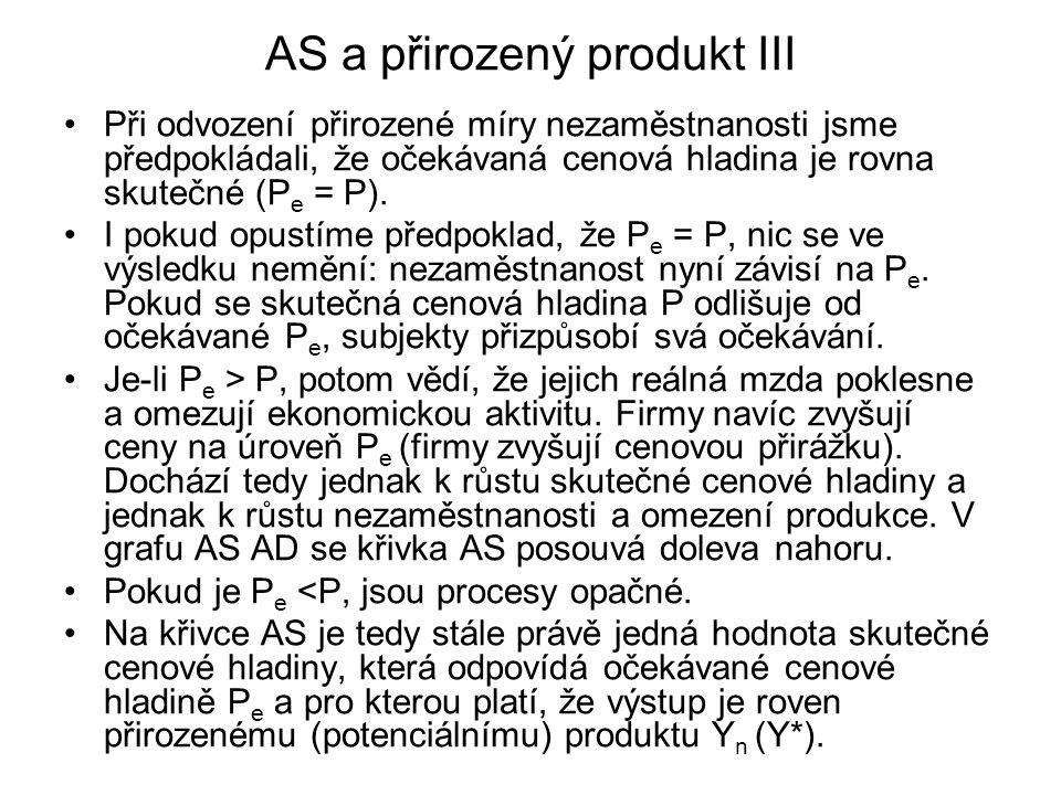 AS a přirozený produkt III