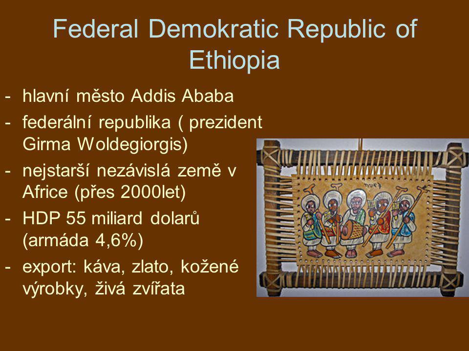 Federal Demokratic Republic of Ethiopia