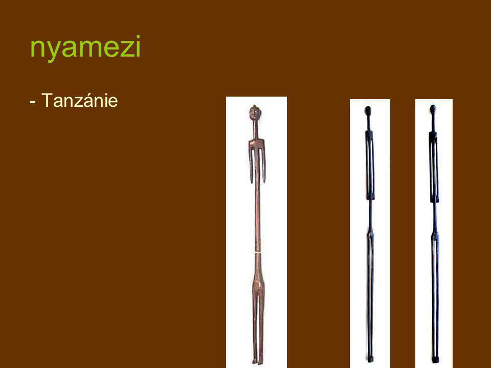 nyamezi - Tanzánie