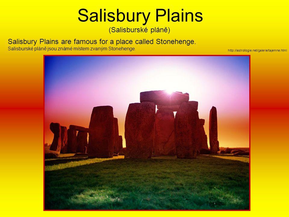 Salisbury Plains (Salisburské pláně)