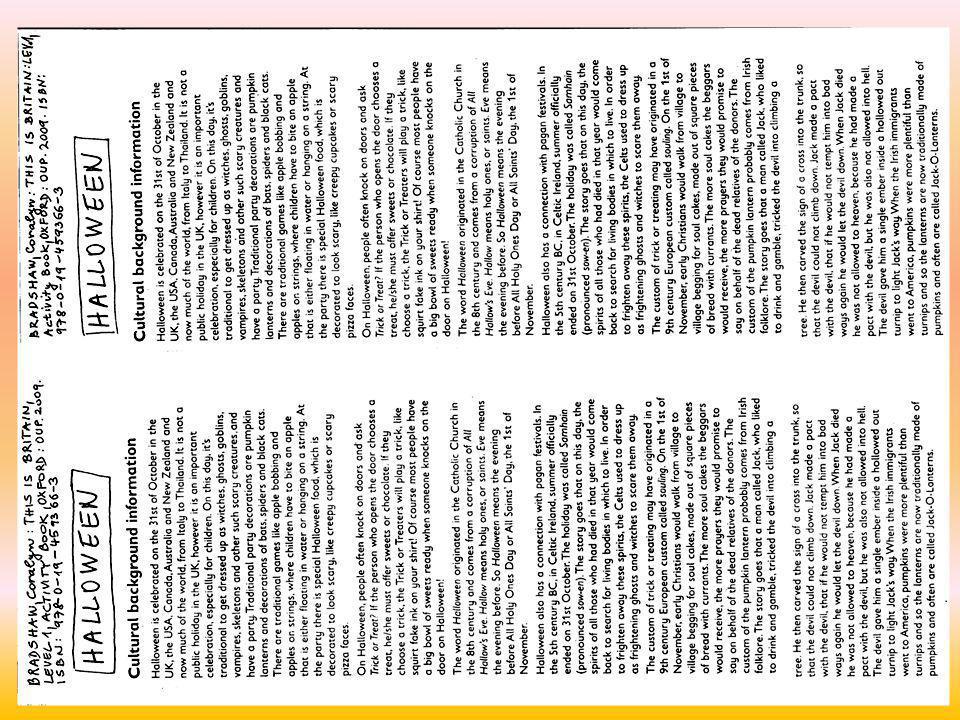 Výchozí text pro žáky k vytištění. Na stránce jsou dva stejné texty!