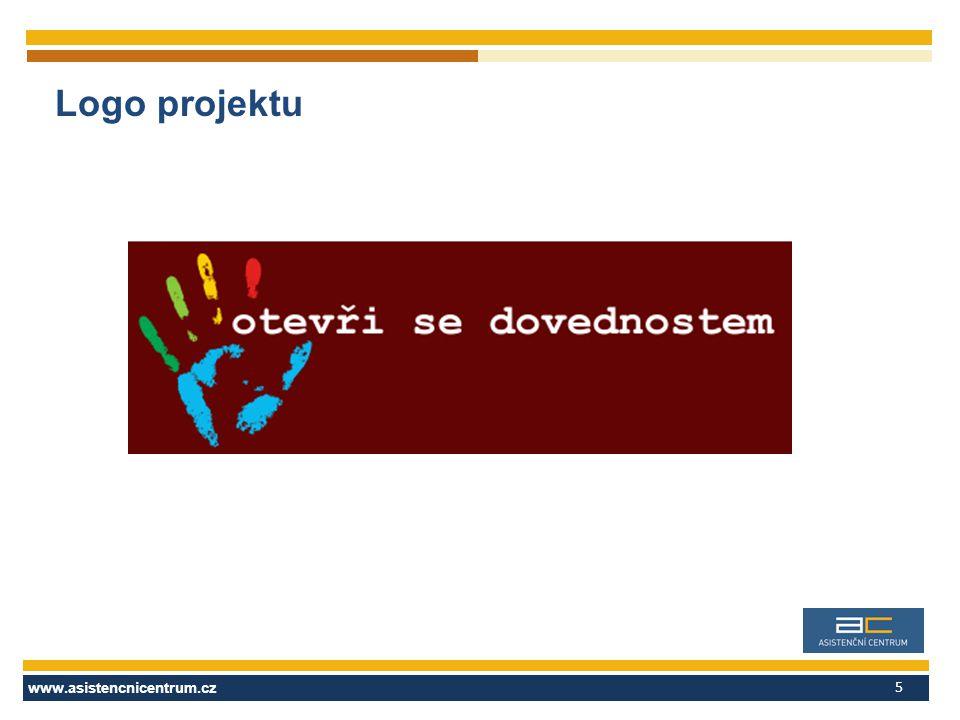 Logo projektu 5 www.asistencnicentrum.cz