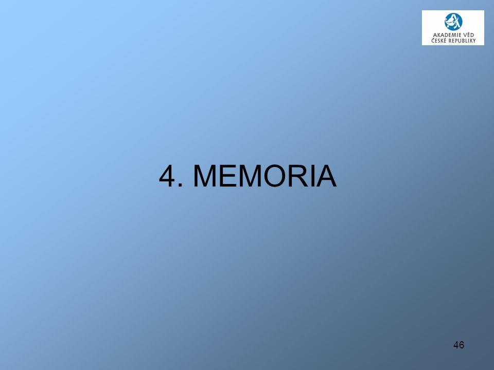 4. MEMORIA