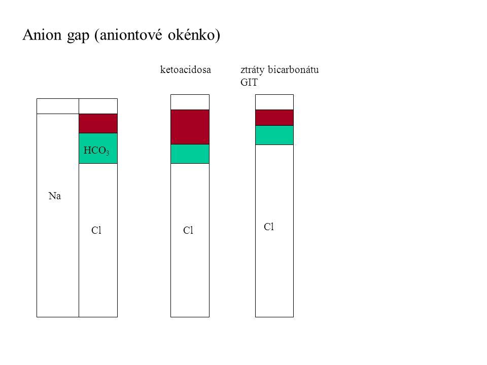 Anion gap (aniontové okénko)