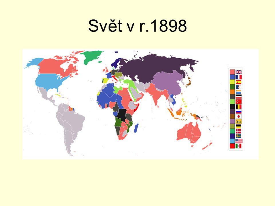 Svět v r.1898