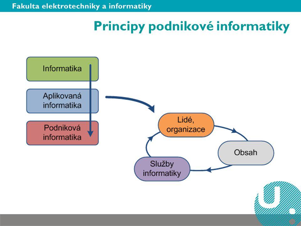 Principy podnikové informatiky