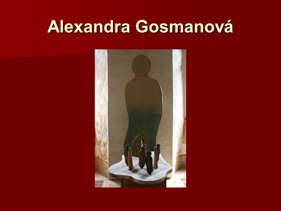 Alexandra Gosmanová