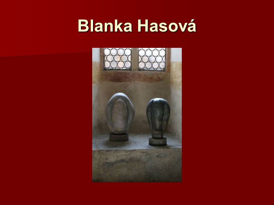 Blanka Hasová