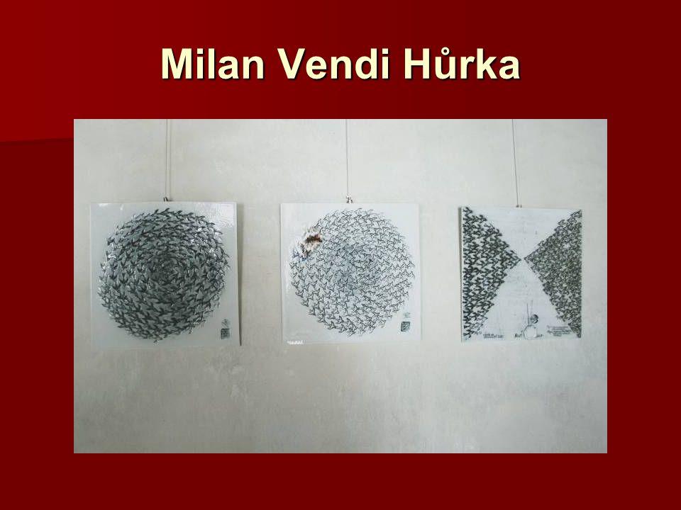 Milan Vendi Hůrka