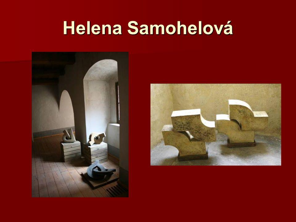 Helena Samohelová