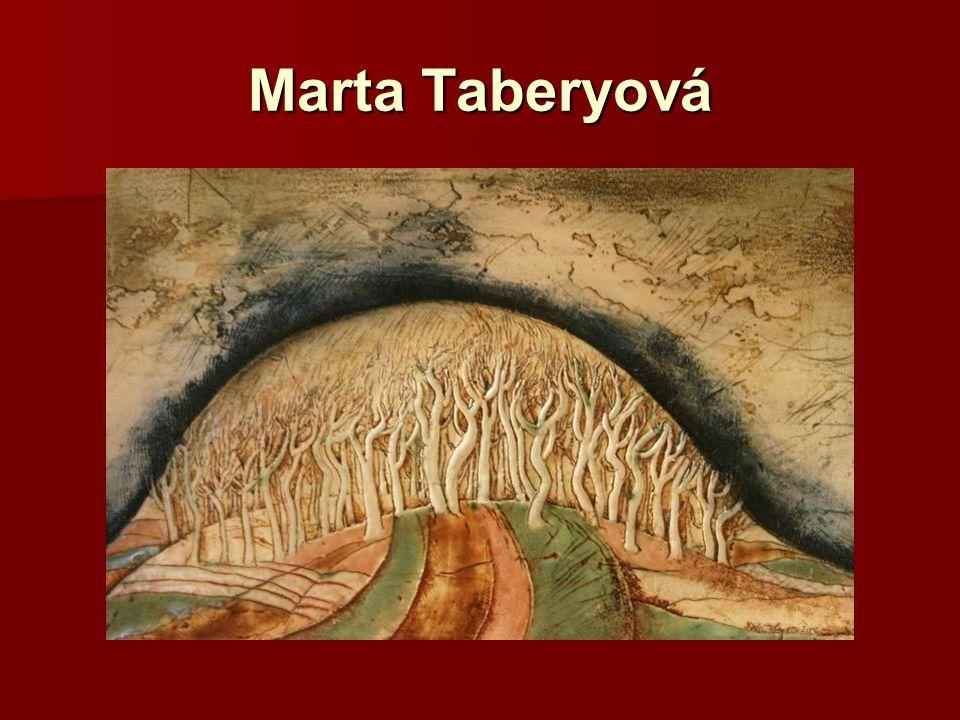 Marta Taberyová