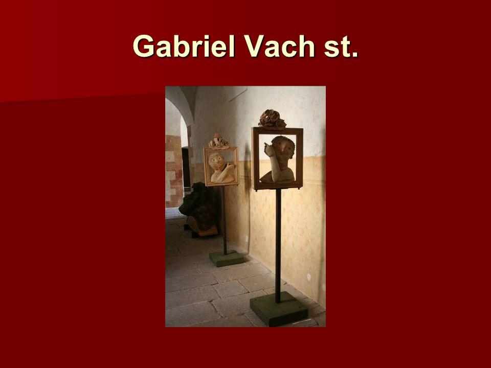 Gabriel Vach st.