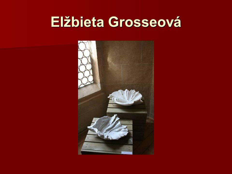 Elžbieta Grosseová
