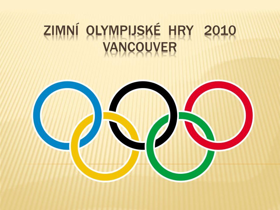 Zimní Olympijské hry 2010 Vancouver