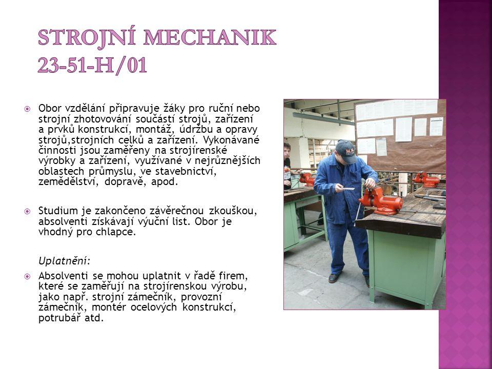 Strojní mechanik 23-51-H/01