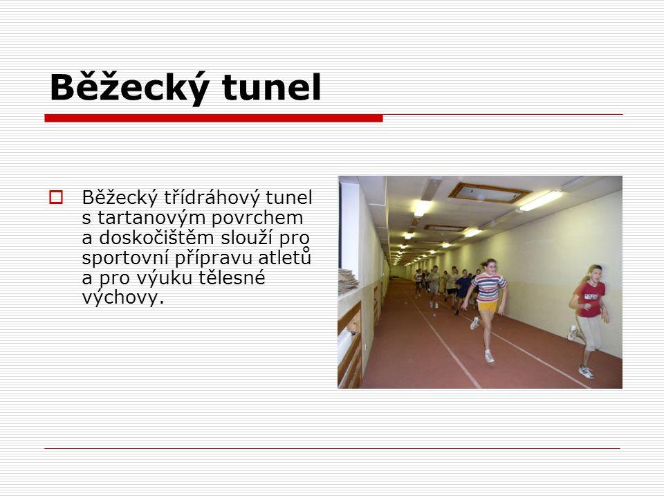Běžecký tunel