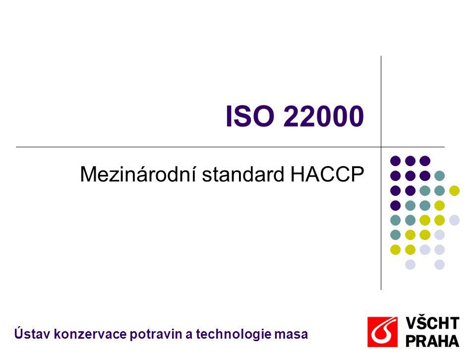 Mezinárodní standard HACCP