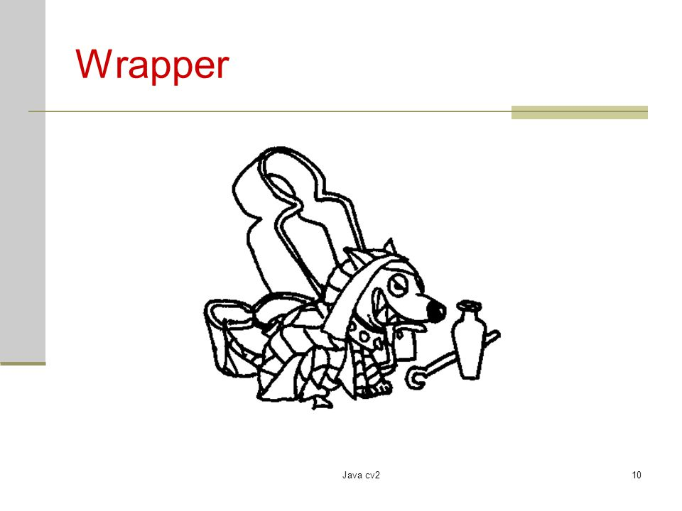 Wrapper Java cv2