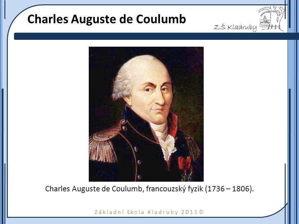 Charles Auguste de Coulumb
