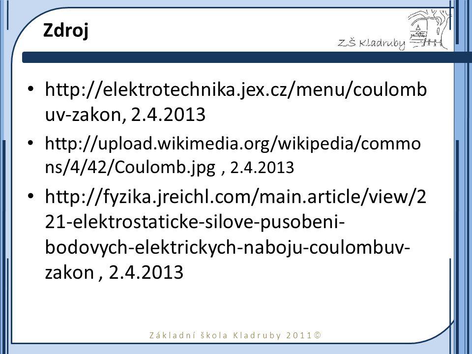 http://elektrotechnika.jex.cz/menu/coulombuv-zakon, 2.4.2013