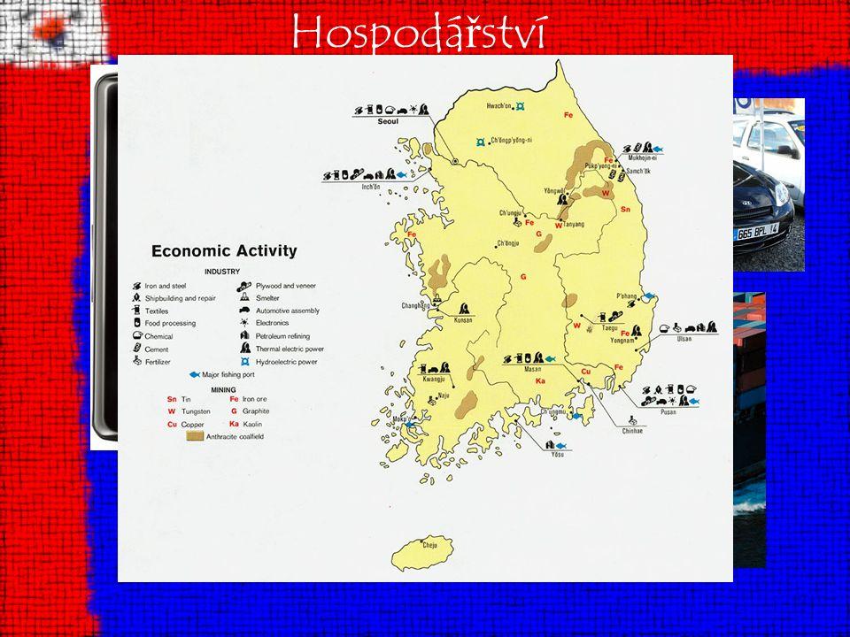 Hospodářství Jedna z nejrozvinutějších zemí JV Asie HdP:24 000$