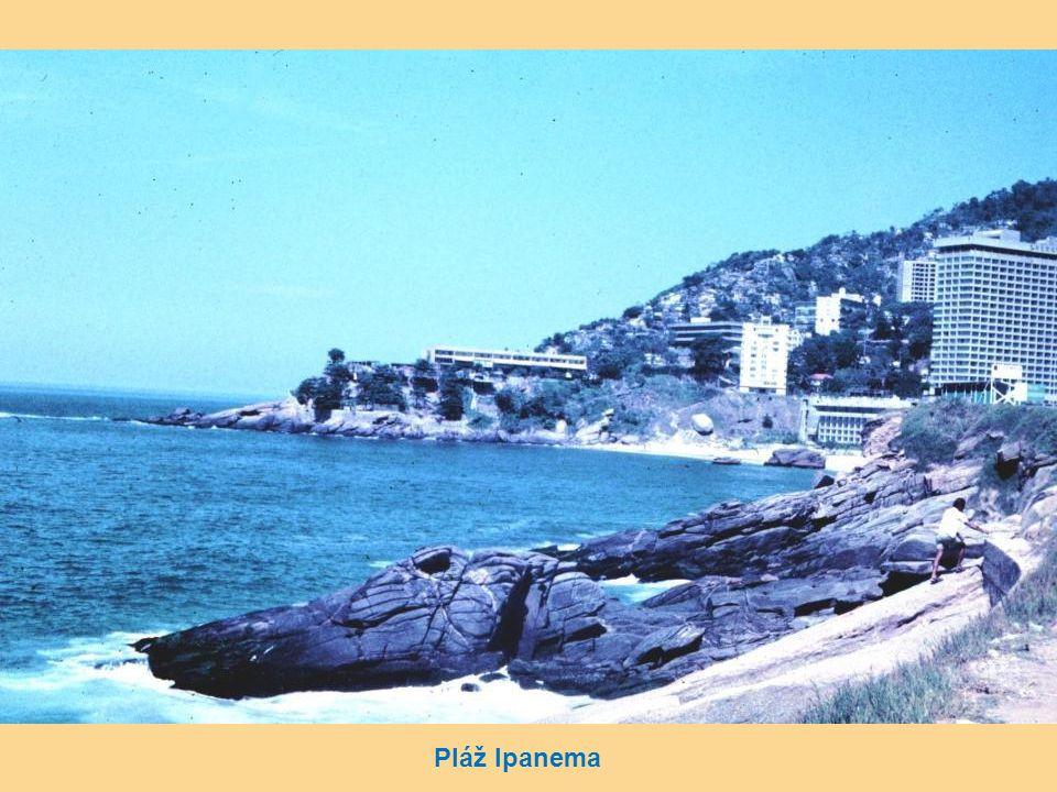 Pláž Ipanema