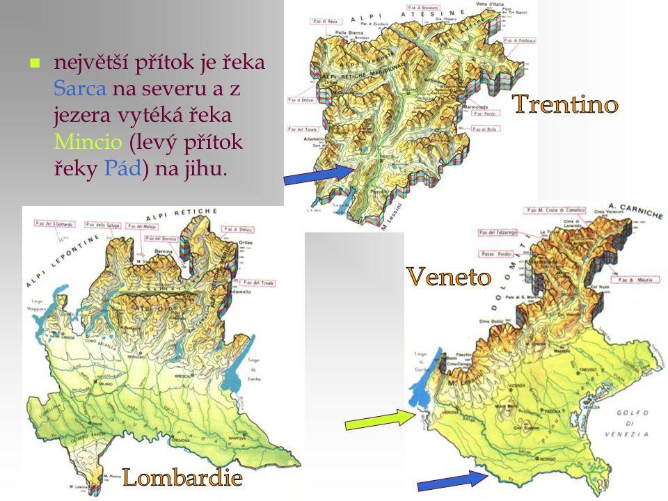 Trentino Veneto Lombardie