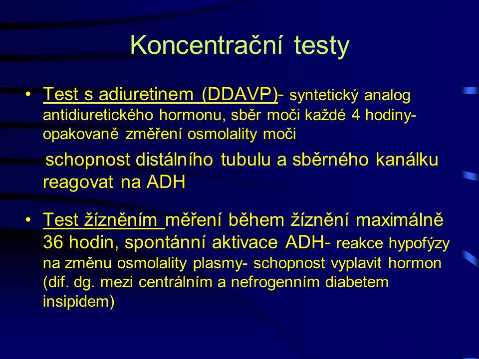 Koncentrační testy