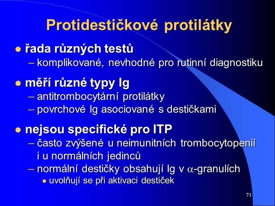 Protidestičkové protilátky