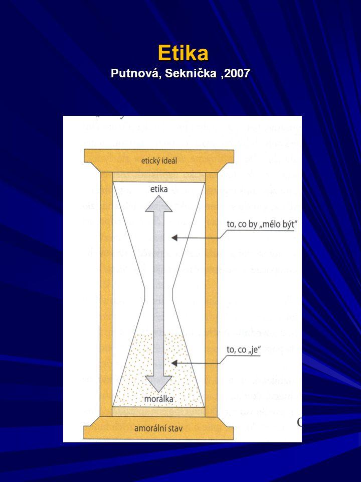 Etika Putnová, Seknička ,2007