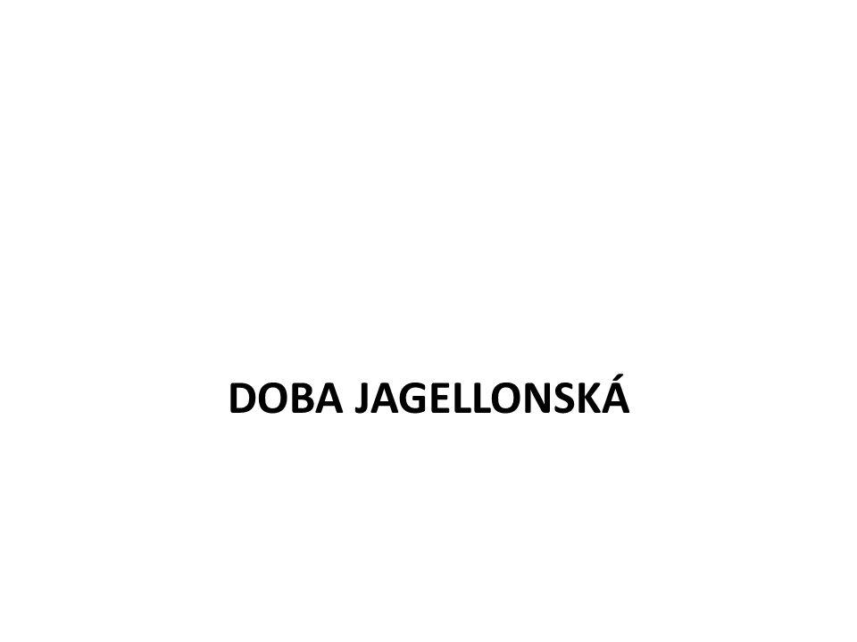 DOBA JAGELLONSKÁ
