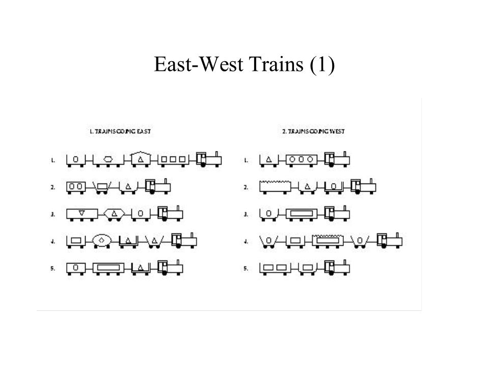 East-West Trains (1)