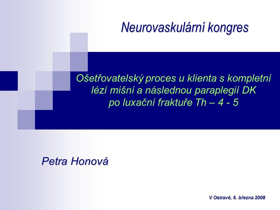 Neurovaskulární kongres