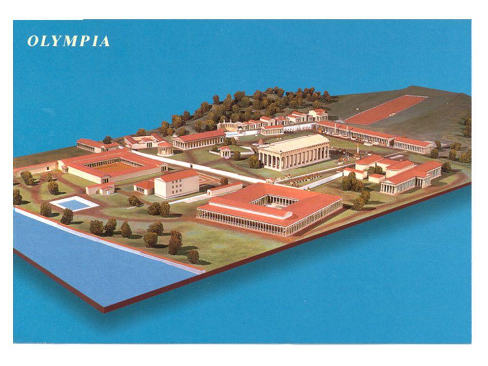 Olympia - rekonstrukce