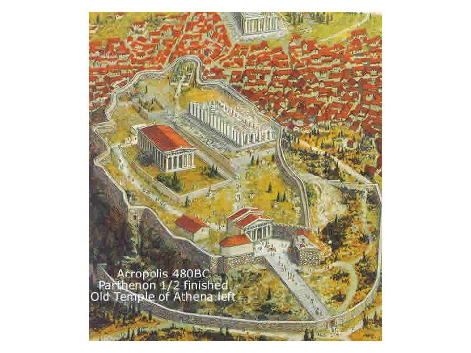 Parthenon z r.