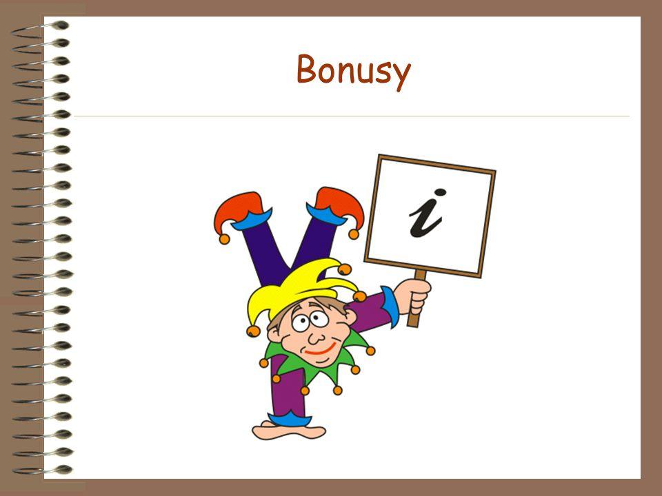 Bonusy