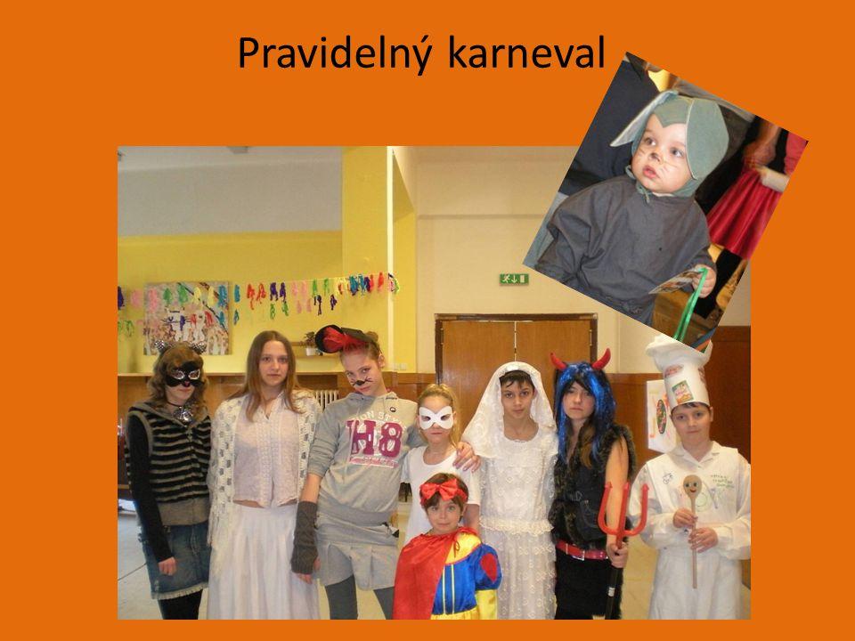 Pravidelný karneval