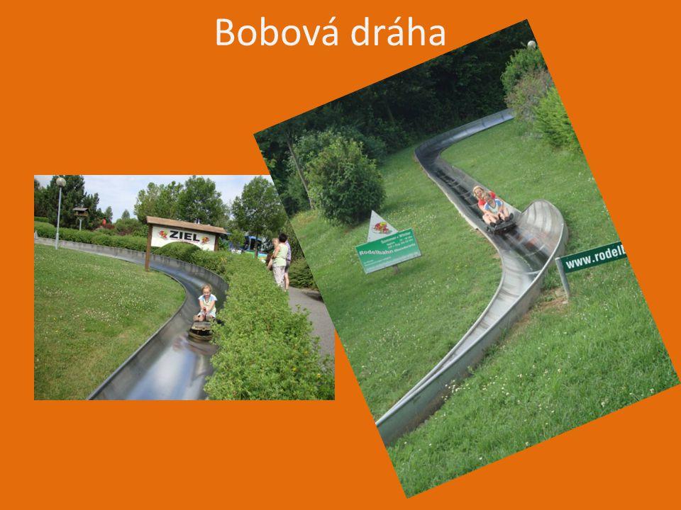 Bobová dráha