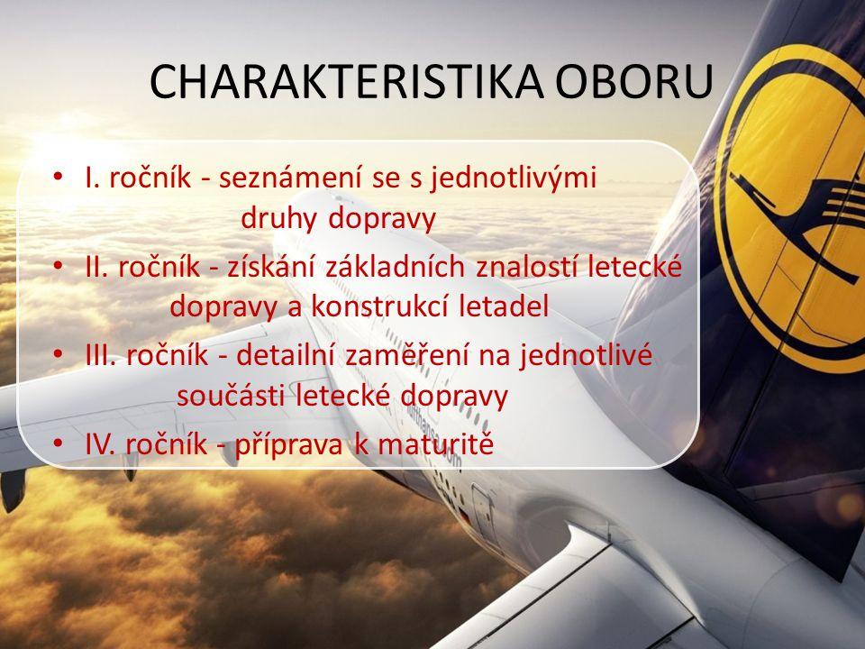 CHARAKTERISTIKA OBORU