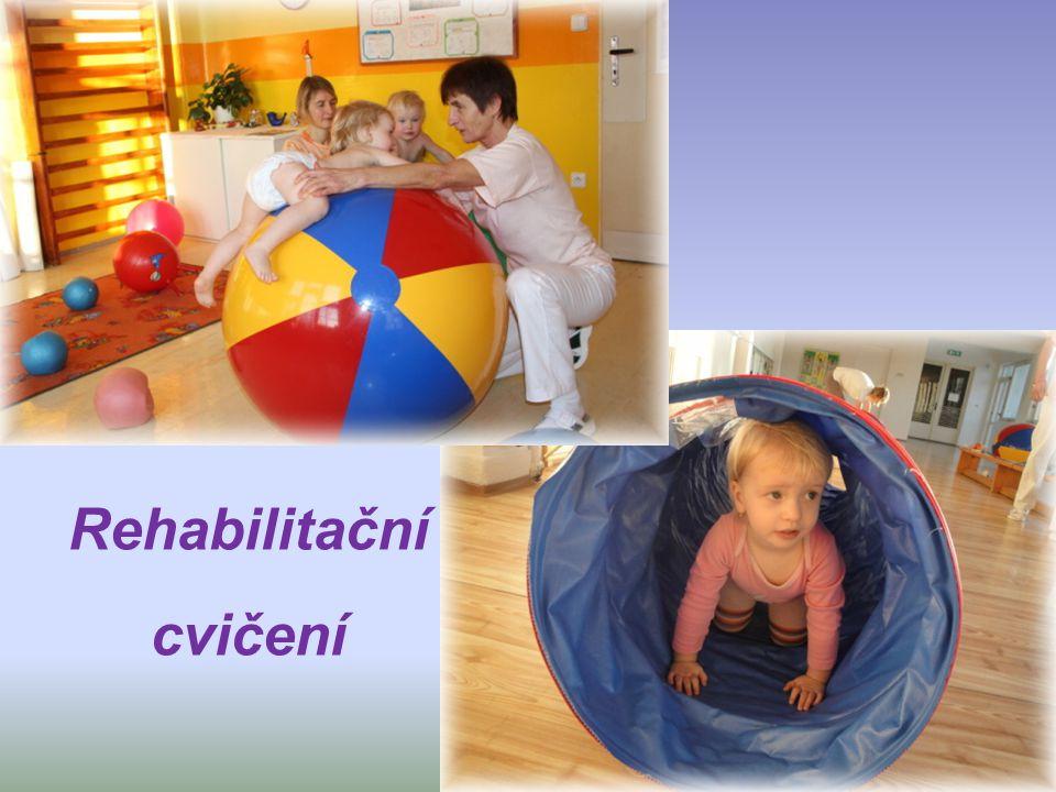 Rehabilitační cvičení