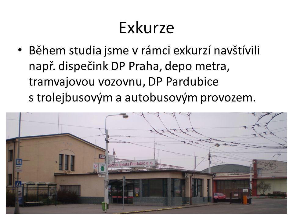 Exkurze