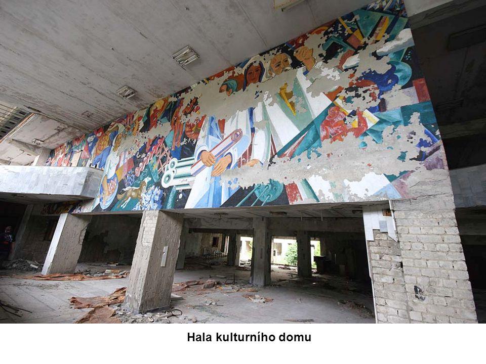 Hala kulturního domu