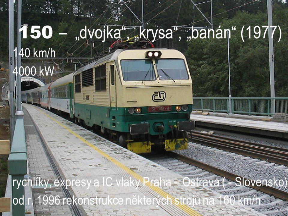 """150 – """"dvojka , """"krysa , """"banán (1977)"""