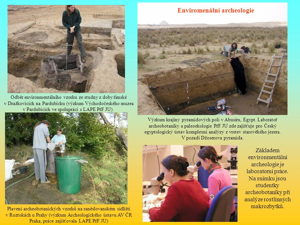 Enviromenální archeologie