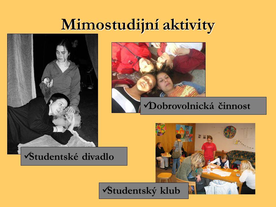 Mimostudijní aktivity