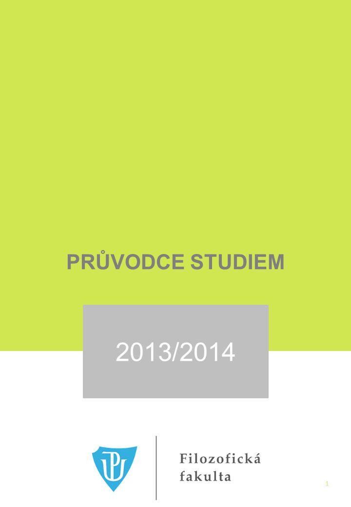 průvodce studiem 2013/2014