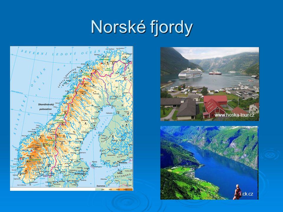 Norské fjordy www.hoska-tour.cz i.ck.cz