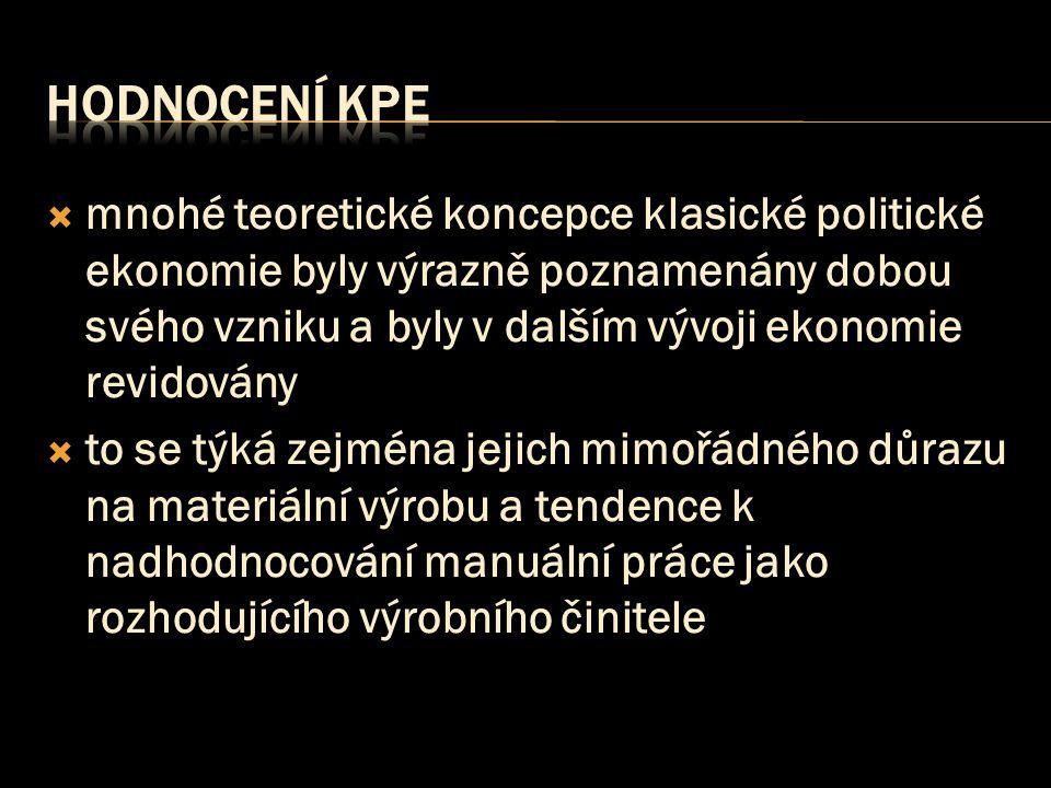 Hodnocení KPE
