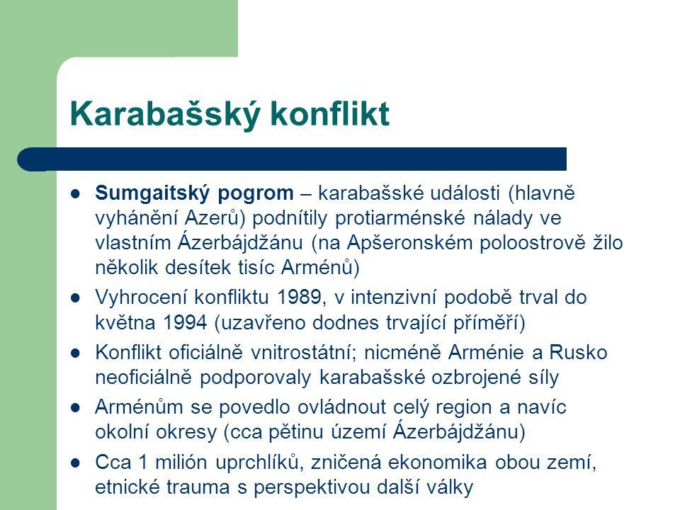 Karabašský konflikt