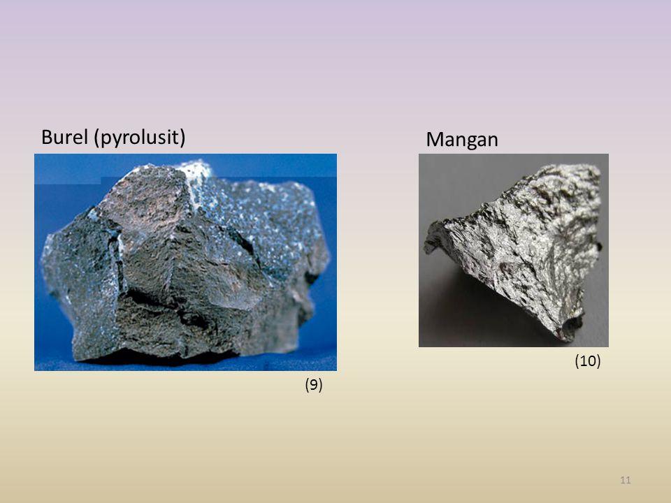 Burel (pyrolusit) Mangan (10) (9)